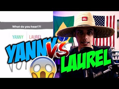 Yanny vs Laurel - Mystery Explained!