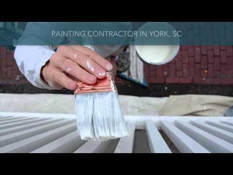 Painting Contractor York SC Painting & Drywall Contractors