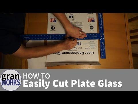 Glass Cutting Basics