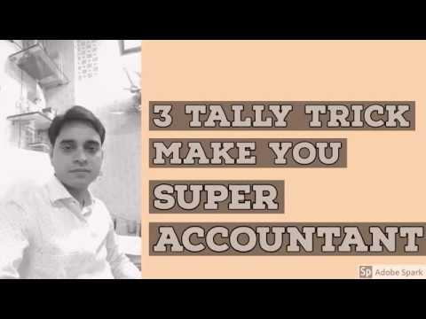 3 SUPER TALLY TRICK