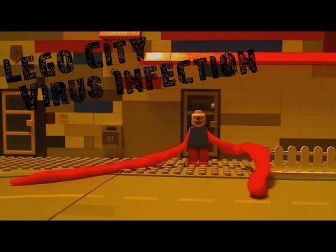 Lego City Virus Infection