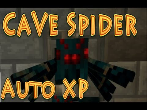 Docm77´s Minecraft Special: Cave Spider XP Farm