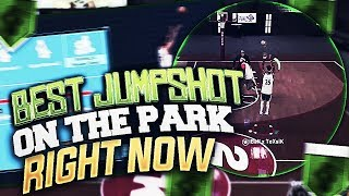 BEST JUMP SHOT IN NBA 2K18 AFTER PATCH 4 Videos - 9tube tv