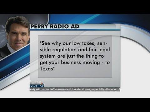 Perry radio ad