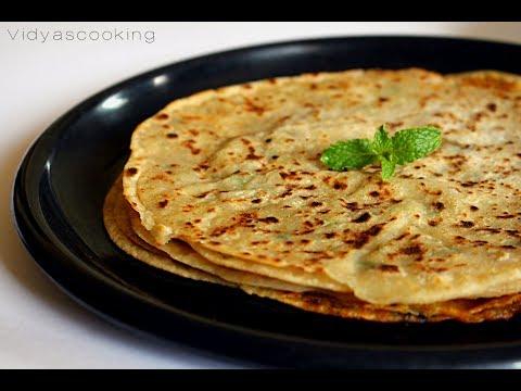 Aloo Paratha Recipe in Tamil