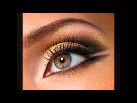 Makeup Of Eyes