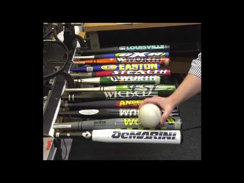 Bat Piano -- (Music with Softball Bats)