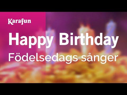 Karaoke Happy Birthday - Happy Birthday Songs *