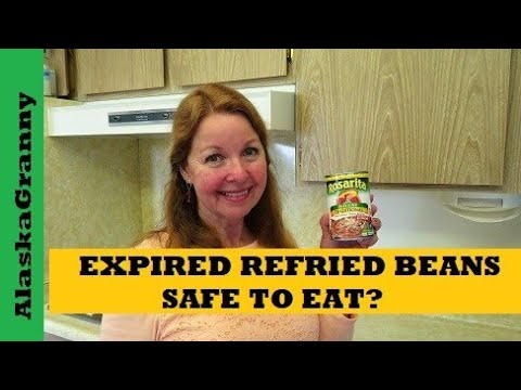Expired Canned Food Refried Beans Safe to Eat Rosarita Refried Beans