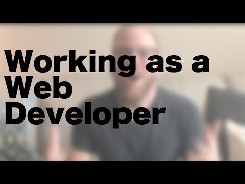 What it's like being a Web Developer