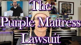 Purple Mattress LAWSUIT over not-so-Honest Review
