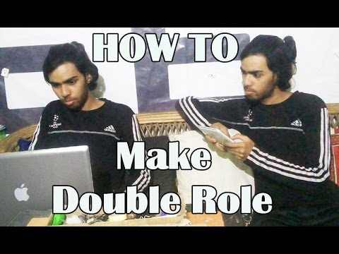 How To Make Double Role Video to mobile | Clone Android App without editing