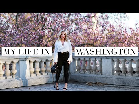 BF STAYCATION & WHY I WANT TO LIVE IN WASHINGTON | DC Diaries #19