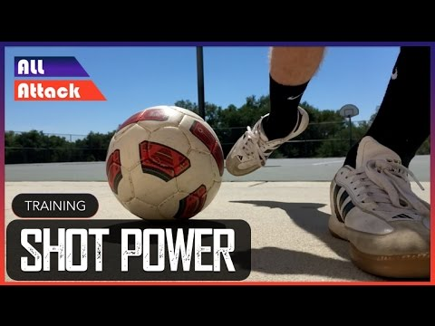 How to Shoot With Power | Training