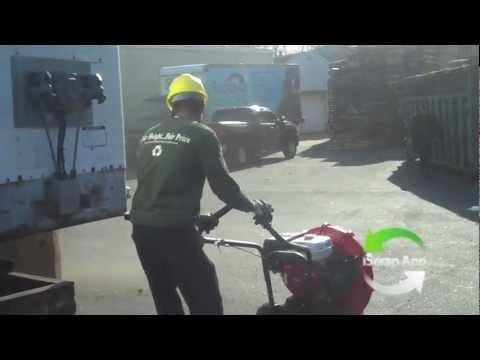 Keeping the Scrap Yard Clean