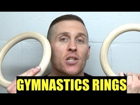 GYMNASTICS RINGS - HOW TO INSTALL AND HANG THEM