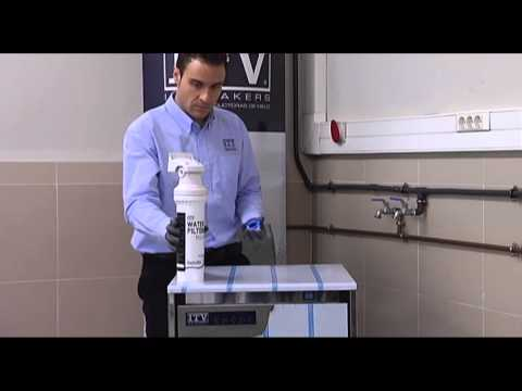 How to install a Spika USA Machine - ITV Ice Makers