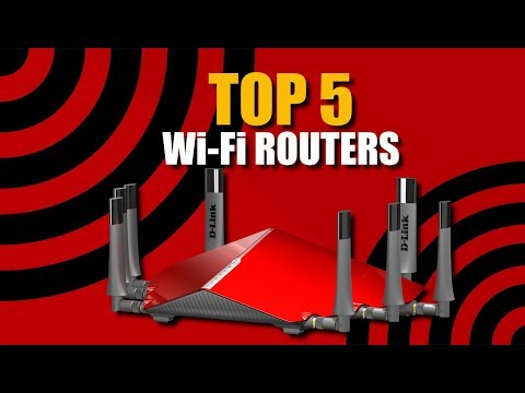 Top 5 Wi-Fi Routers