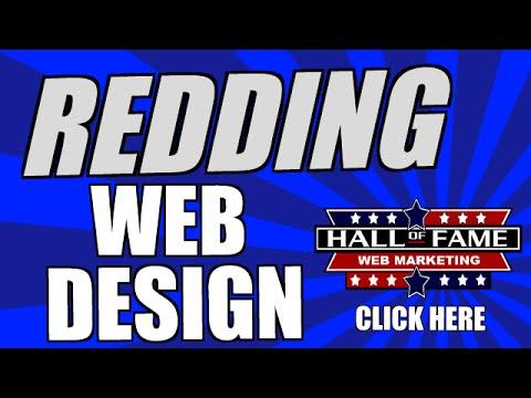 Redding Web Design  - (530) 524-2755 - Hall of Fame Web Design & Marketing, Redding, CA