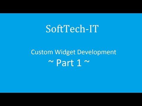 WordPress: Custom Widget Development ( Part 1 - Sidebar Register )