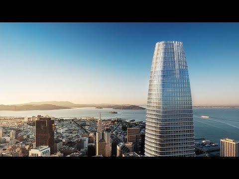 Salesforce Tower: Building San Francisco's Vertical Village | The B1M