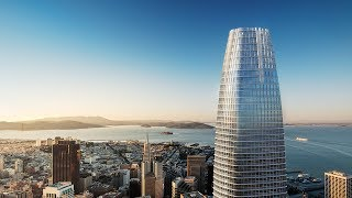 Salesforce Tower: Building San Francisco