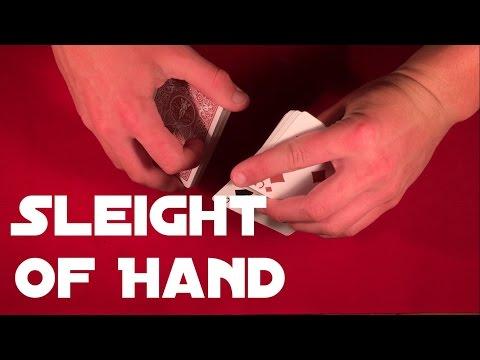 Mystifying Sleight of Hand Tutorial!