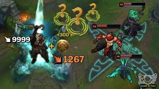 200IQ Steal, Outplays and LoL Moments 2020 - League of Legends