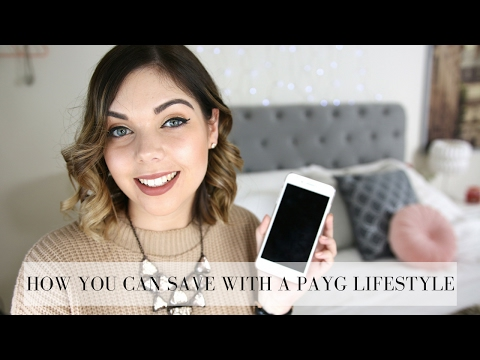How You Can Save With A Pay As You Go Lifestyle | Emma Mumford | Ad