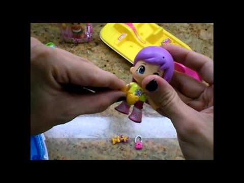 Pinypon & Nenuco Newborn Doll - Review & Demo