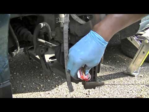 VW Golf Mk4 Front Brake Pads Replacement Simple Easy Steps