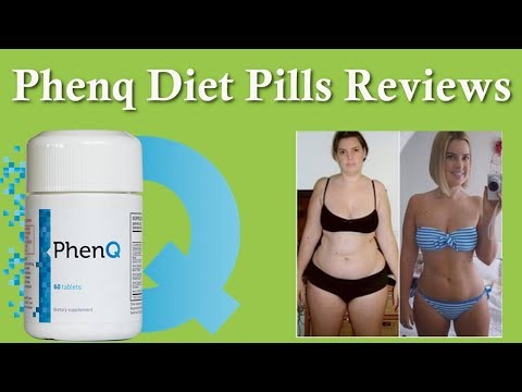 Phenq Diet Pills Reviews - Is Phenq Better Than Phen375?