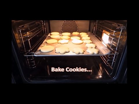 How To Make Sugar Cookies & Royal Icing