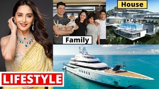 Madhuri Dixit Lifestyle 2020, Salary, House, Husband, Cars, Family, Biography,Movies,Son & Net Worth