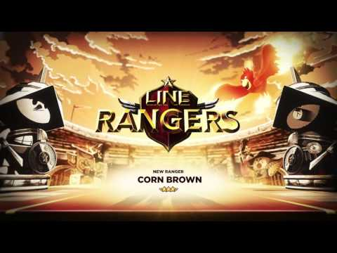 LINE RANGERS - 2017 May New Rangers