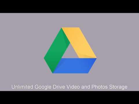 Free Google drive unlimited storage