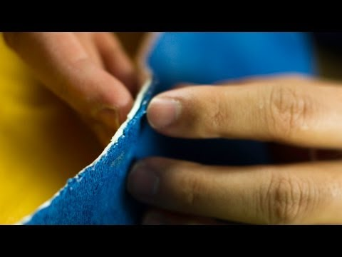 Fixing loose fabric on your insoles