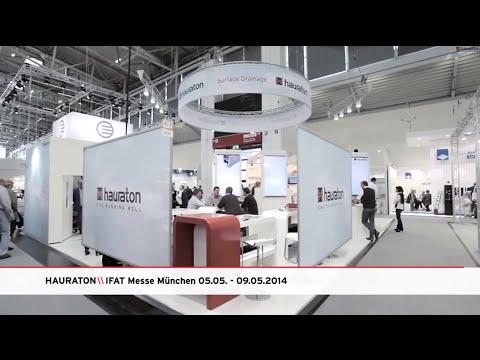 HAURATON auf der IFAT 2014