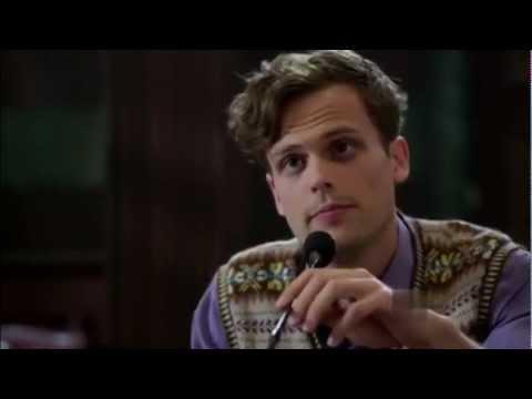 Criminal Minds 7x01 Reid Interview