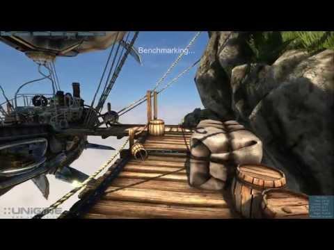 60.7 FPS Heaven Benchmark 3 Maxed AMD HD 7850 Crossfire OC