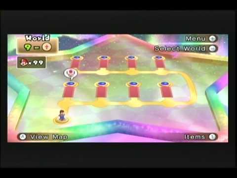 New Super Mario Bros. Wii: World 9-8