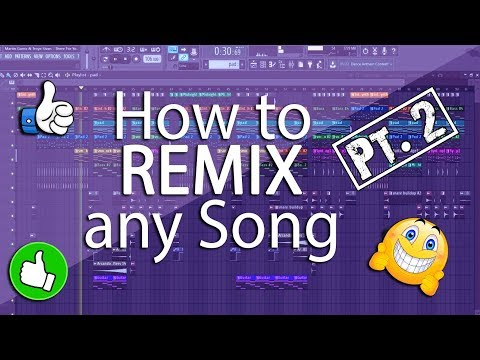 How to Remix a Song | Melodic Future Bass | Vocal Chops | Free FLP