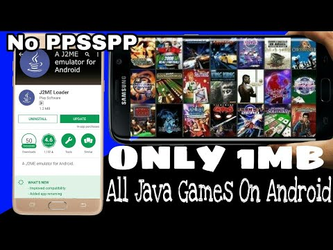 How To Download Unlimited Java Games On Android   No Root   No PPSSPP