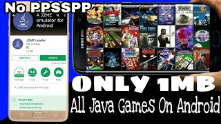Java games on PPSSPP / using psp KVM / by GAMING BOY | Music