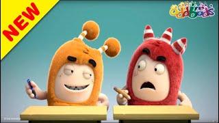 Oddbods | DI NUOVO A SCUOLA | Cartoni Animati Divertenti per Bambini