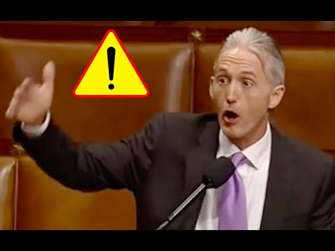 Trey Gowdy SCREAMS At the Top of His Lungs Against Sanctuary Cities! Trey Gowdy is Pissed!