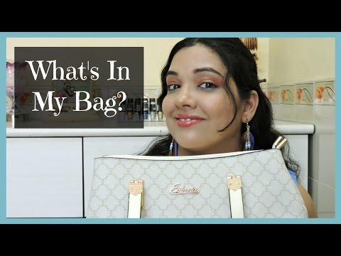 Whats in My Bag? (Summer Edition)   beautywithsneha