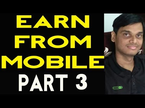Best Way to Earn from typing, data entry jobs from Mobile !! Work on upwork Part 3