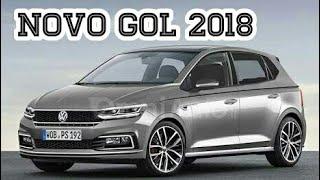 Novo Volkswagen Gol 2018 - Todos detalhes (Top Sounds)