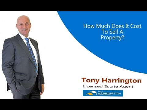 How Much Does It Cost To Sell A Property?